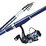 MAZHONG CANNES La canne à pêche de carbone ultra-légère et super-dure main-mer 2.7-6.3 metres ( taille : 6.3M )