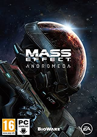 Mass Effect Andromeda (Digital code in a box)