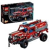 LEGO- Technic unità di Primo Soccorso, Multicolore, 42075