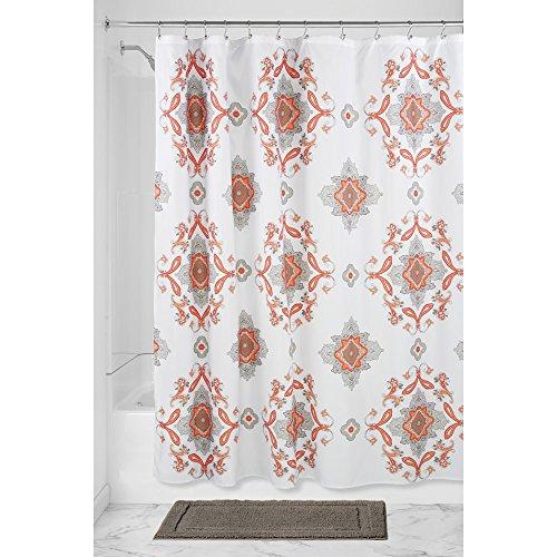 interdesign-61520eu-medallion-paisley-duschvorhang-aus-stoff-korallenfarben-taupe-18288-x-18288-x-29