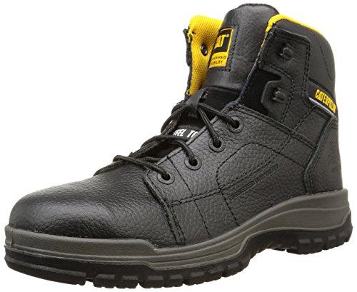 Caterpillar Dimen Hi SB, Chaussures de sécurité Homme, Noir (Black), 45 EU