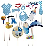 Balloon Junction photo booth props baby ...
