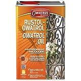 Owatrol Rustol-Owatrol Antirouille multifonction/additif peinture 1 L - Modèle aléatoire
