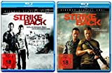 Strike Back - Staffel 1+2 [Blu-ray]