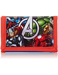 Avengers- Set Regalo con Gafas de Sol y Billetera, Multicolor, 24 cm (Kids Euroswan MV92280)