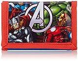 Kids Avengers Portamonete, Multicolore
