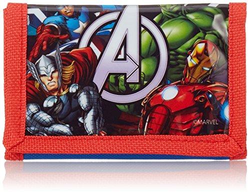 Avengers- Set Regalo con Gafas de Sol y Billetera,, 24 cm (Kids Euroswan MV92280)