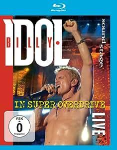 Billy Idol - In Super Overdrive/Live [Blu-ray]