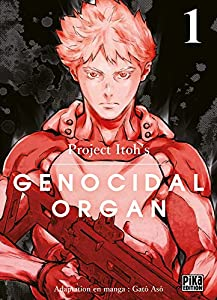 Genocidal Organ Edition simple Tome 1