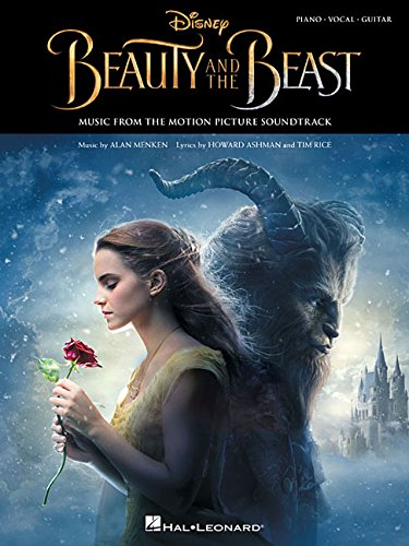 Beauty and the Beast: Music from the Motion Picture Soundtrack (Piano, Vocal, Guitar) thumbnail