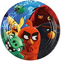 Amscan–9900927–8planas Angry Birds