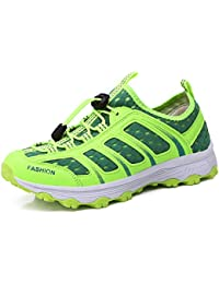 Easondea Zapatillas de Senderismo Zapatillas de Trekking Transpirables y Cómodas EN Verano 35-44