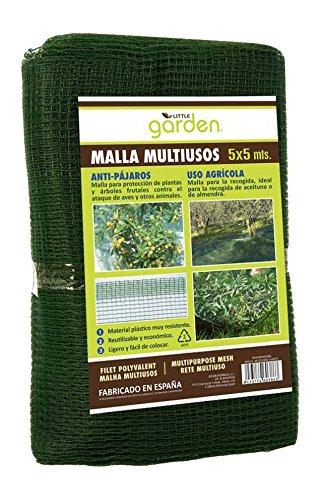Little Garden by01090560386 – Maille, Couleur Noir