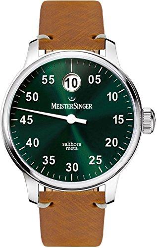 MeisterSinger Salthora meta Reloj automático con sólo una aguja null