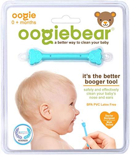 Oogiebear El bebé seguro más limpio nasal Booger