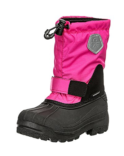 Color Kids Winterstiefel Pink