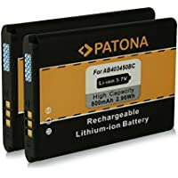 Battery AB403450BU for Samsung GT-E2510 | GT-E2550 | GT-M3510 Beat | GT-S3500...