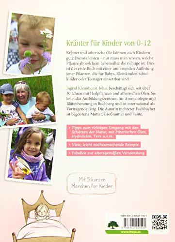 SOS Hustenzwerg: Ätherische Öle und Kräuter für Kinder von 0-12 - 2