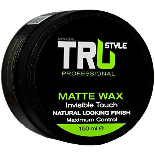 Tru Professional Styling Haarwachs Matte Natural Looking Finish, 150ml