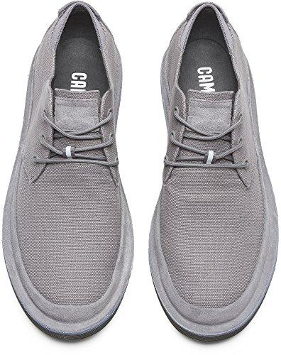 Camper Morrys K100088-005 Chaussures habillées Homme Gris