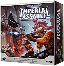 Star Wars: Imperial Assault - Juego de tablero (Edge Entertainment EDGSWI01)