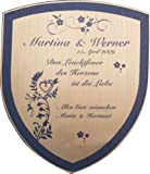 Flaschenetikett Hochzeit 14003 personalisiert