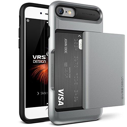funda-iphone-7-vrs-design-carcasa-tarjetero-plata-oscuro-funda-protector-choque-absorcion-resistente
