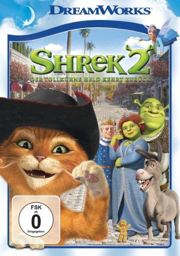 Paramount Home Entertainment Shrek 2 - Der tollkühne Held kehrt zurück