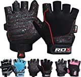 RDX Women's Weight Lifting Gym Gloves Crossfit Training Bodybuilding Fitness Exercise