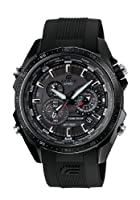Reloj de caballero CASIO Edifice EQS-500C-1A1ER de cuarzo, correa de resina color negro de Casio