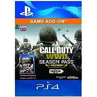 Cheap Games - Call of Duty WWII Season Pass | DLC | PS4