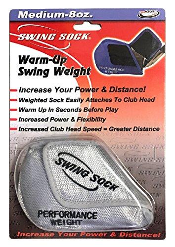 Swing Sock 11Oz Tour Weight Golf Training Accessory