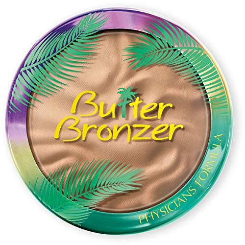 Bronze Loose Powder (Physicians Formula Murumuru Butter Bronzer, Light Bronzer, 1er Pack, 11g)