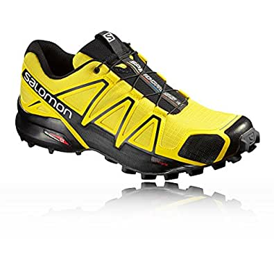 SALOMON Men's Speedcross 4 Trail Running Shoes: Amazon.co