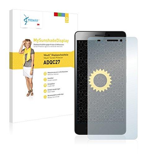 Vikuiti MySunshadeDisplay ADQC27 Displayschutz Schutzfolie für Lenovo A7000 (kristallklar und reflexmindernd, hartbeschichtet)