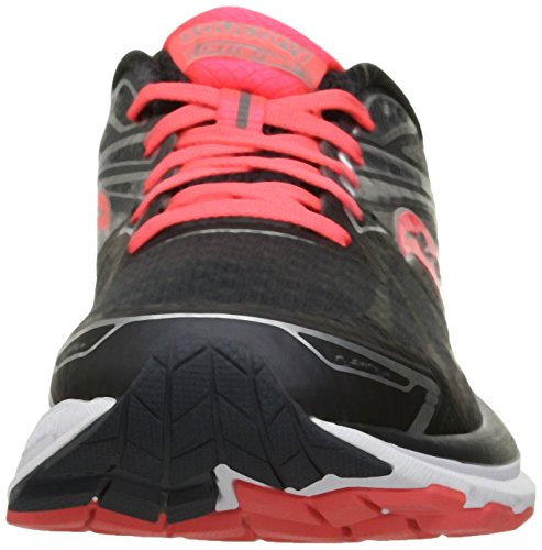 Saucony Ride 9 W, Entraînement de course femme Grey/Charcoal/Combo
