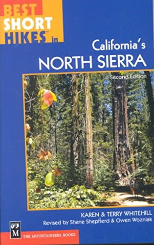 best-short-hikes-in-californias-north-sierra-by-author-karen-whitehill-published-on-march-2003