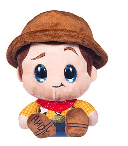 Posh Paws Disney Collection Woody - Peluche de 6 Pulgadas