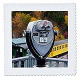 3drose New Hampshire, Mont Washington Cog de chemin de fer, DE visionnage Jumelles Lit carré, Multicolore, 14x 35,6cm
