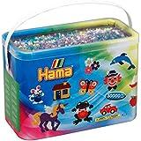 HAMA Beads 30000 piezas en cubo