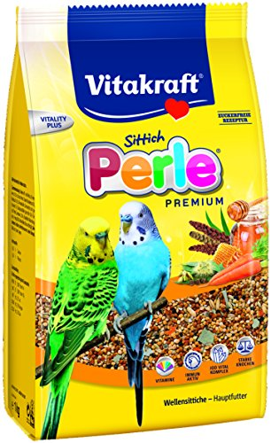 Vitakraft Sittich Perle Premium, 5 x 1 kg