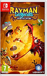 Rayman Legends: Definitive Edition (B073SCR6VH) | Amazon Products