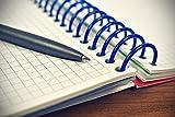 SELF PRINT EDITIONS – AGENDA 2018 à imprimer et relier soi-même - Agenda journalier + Notebook + Calendrier - 12 mois + 1 (Bonus décembre 2017) - Format PDF - Français...