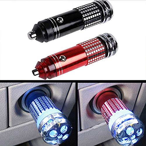 Shengj auto purificatore d' aria generatore di ozono ionizzatore mini pro Smoke Remover Fresher colore casuale