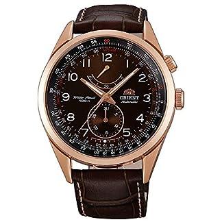 Orient FFM03003T0 – Reloj de Pulsera para Hombre, Marrón