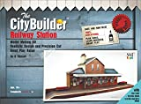 #9: Railway Station Model Making Kit by The CityBuilder 1:43 scale (7mm) O gauge