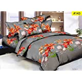 Bedsheets By Decorista|Double Bedsheets Cotton|bedsheets With Pillow Cover Combo|bedsheets Plain Double King Size|bedsheet In 70% Discount| 5d Bedsheets| With 2 Pillow Covers