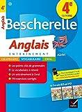 Bescherelle Anglais 4e - Cahier de révisions