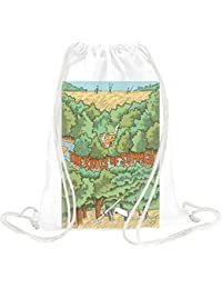 The Kings Of Summer Poster Drawstring bag
