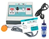 #6: Physiotrex Physio Solutions White ElectroTherapy Physiotherapy Mini Ultrasound/Ultrasonic Therapy Machine (MINI US) with 1 Year Warranty